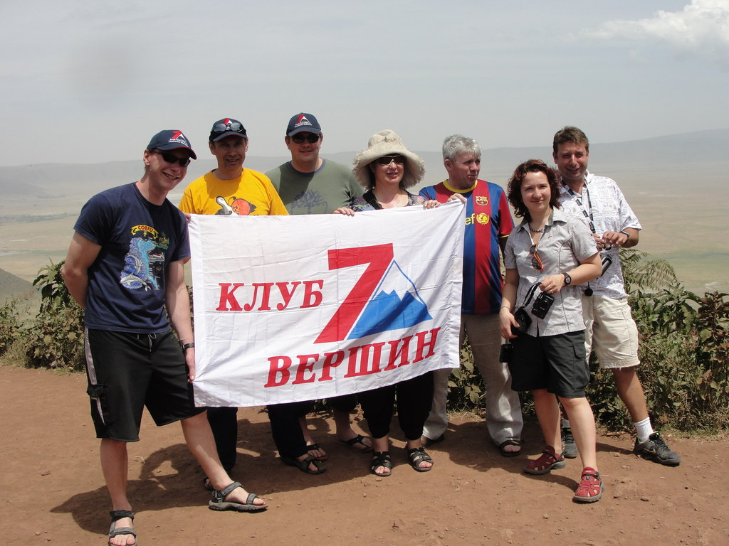 Kilimanjaro 2012. Savelyev, photo 28
