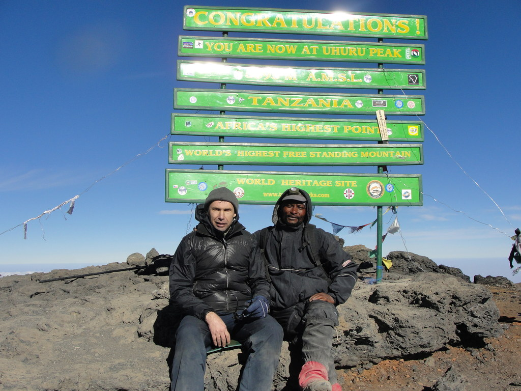 Kilimanjaro 2012. Savelyev, photo 30