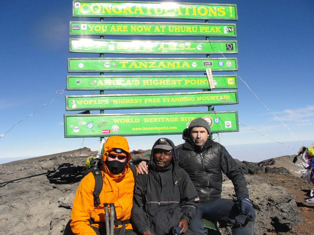 Kilimanjaro 2012. Savelyev, photo 36