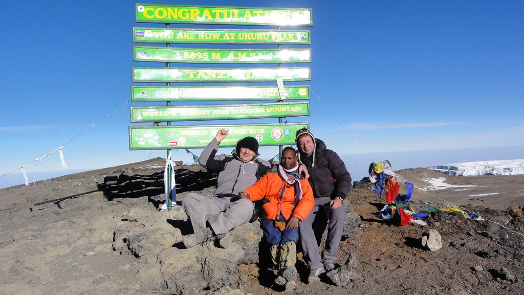 Kilimanjaro 2012. Savelyev, photo 21