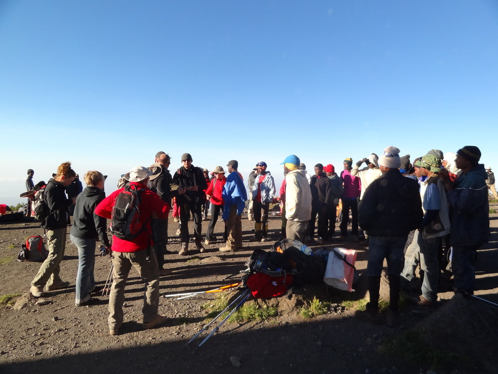 Kilimanjaro 2012. Savelyev, photo 50