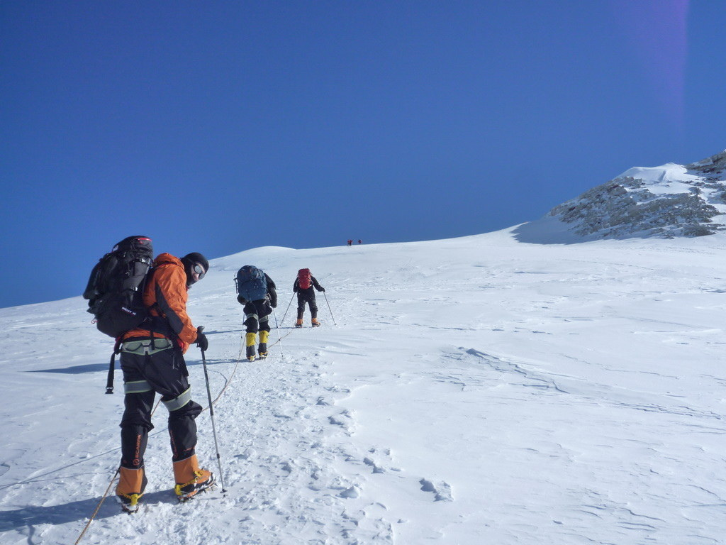 Mount Vinson 2011. Dima Ermakov, photo 10