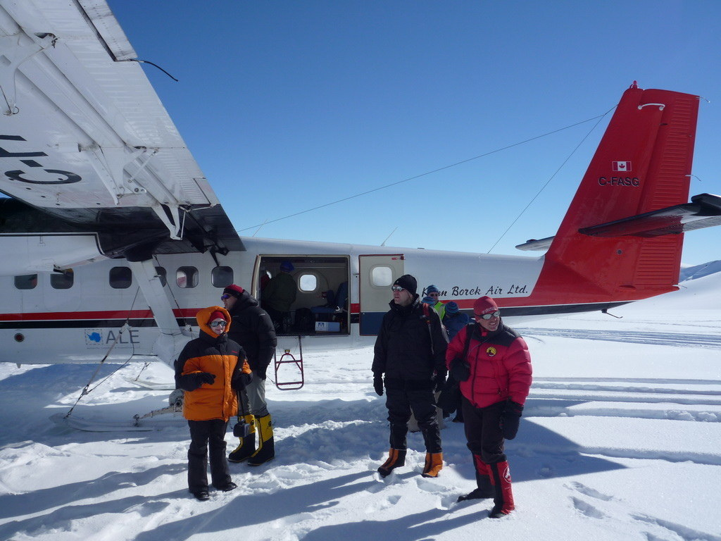 Mount Vinson 2011. Dima Ermakov, photo 13