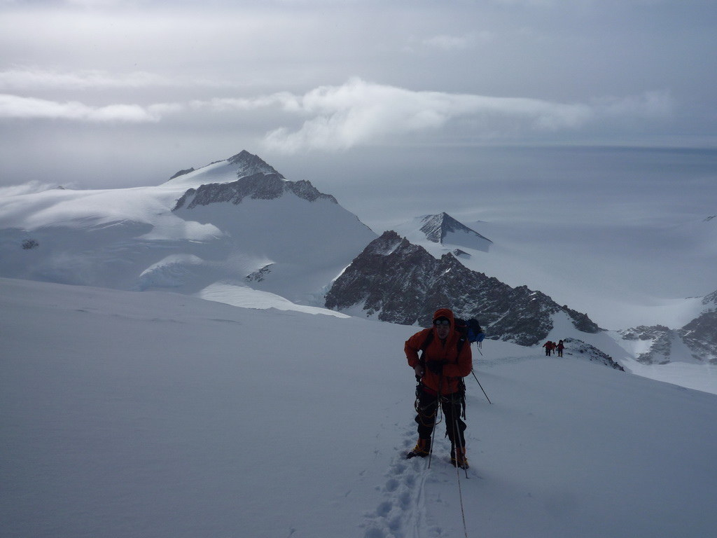 Mount Vinson 2011. Dima Ermakov, photo 14