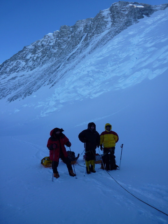 Mount Vinson 2011. Dima Ermakov, photo 29
