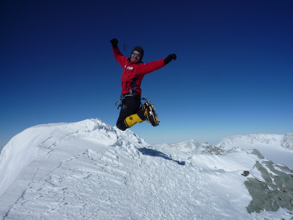 Mount Vinson 2011. Dima Ermakov, photo 19