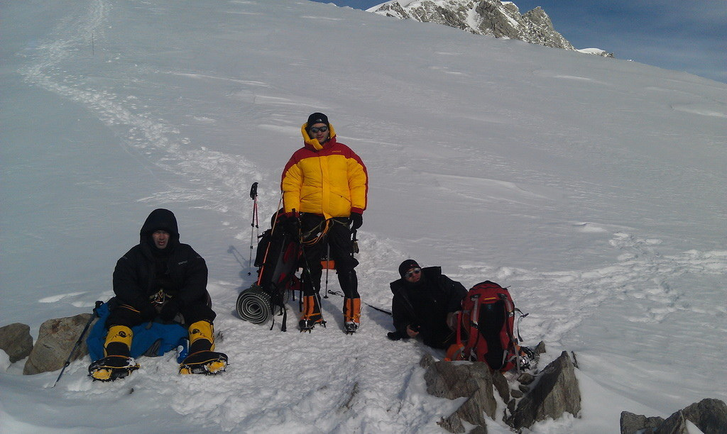 Mount Vinson 2011. Dima Ermakov, photo 4