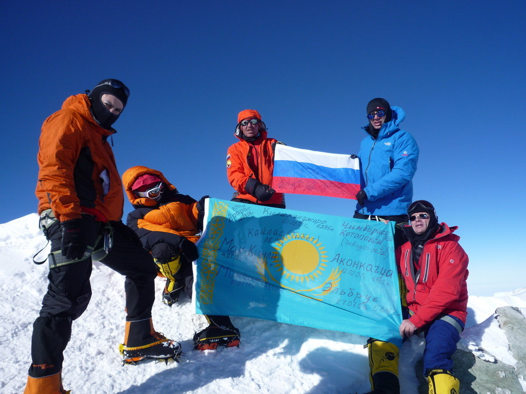 Mount Vinson 2011. Dima Ermakov, photo 21