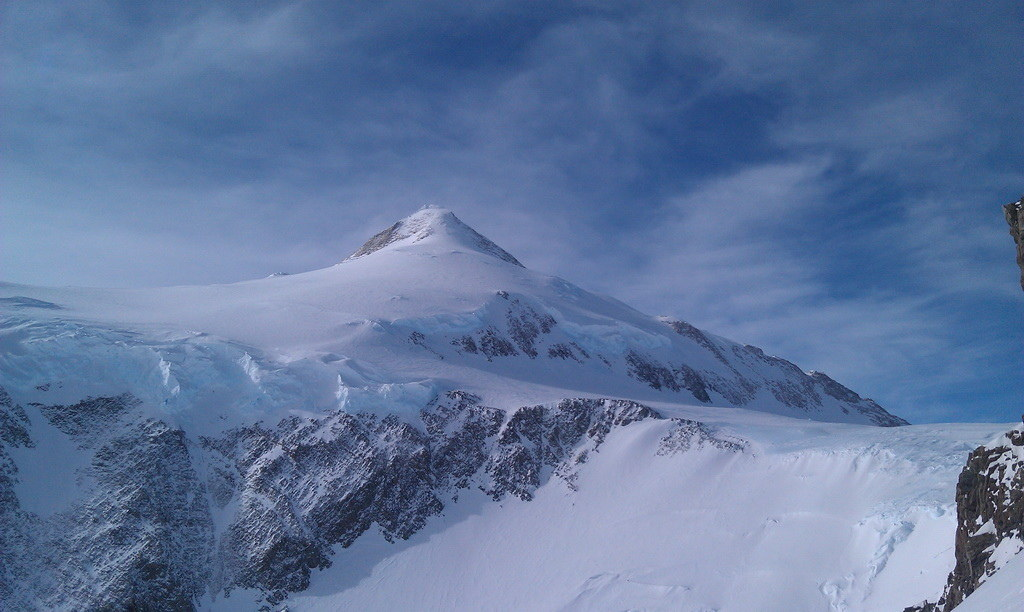 Mount Vinson 2011. Dima Ermakov, photo 6