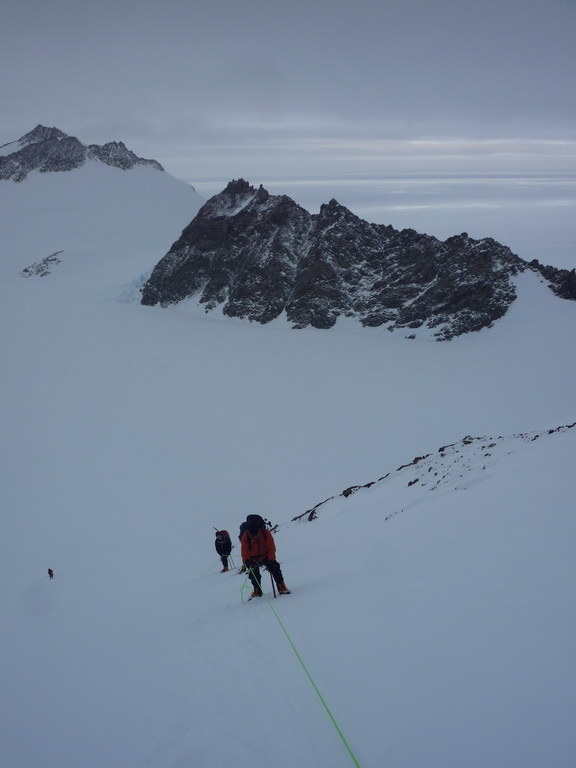 Mount Vinson 2011. Dima Ermakov, photo 30