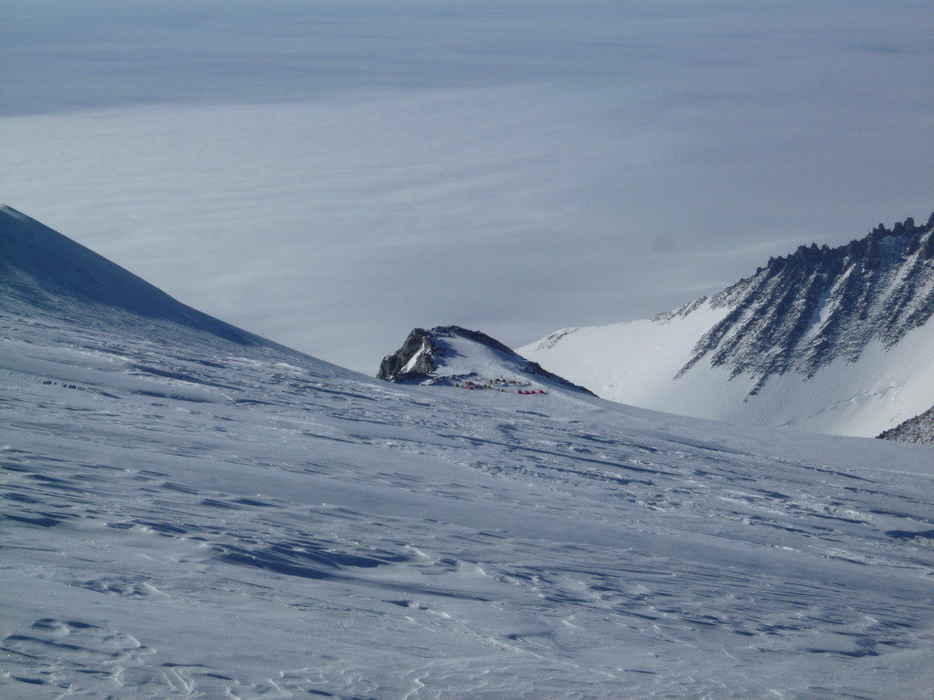 Mount Vinson 2011. Dima Ermakov, photo 25