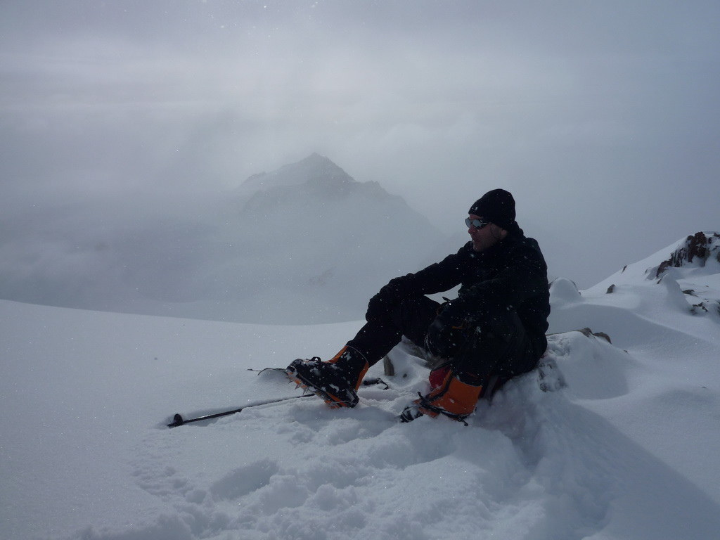 Mount Vinson 2011. Dima Ermakov, photo 27