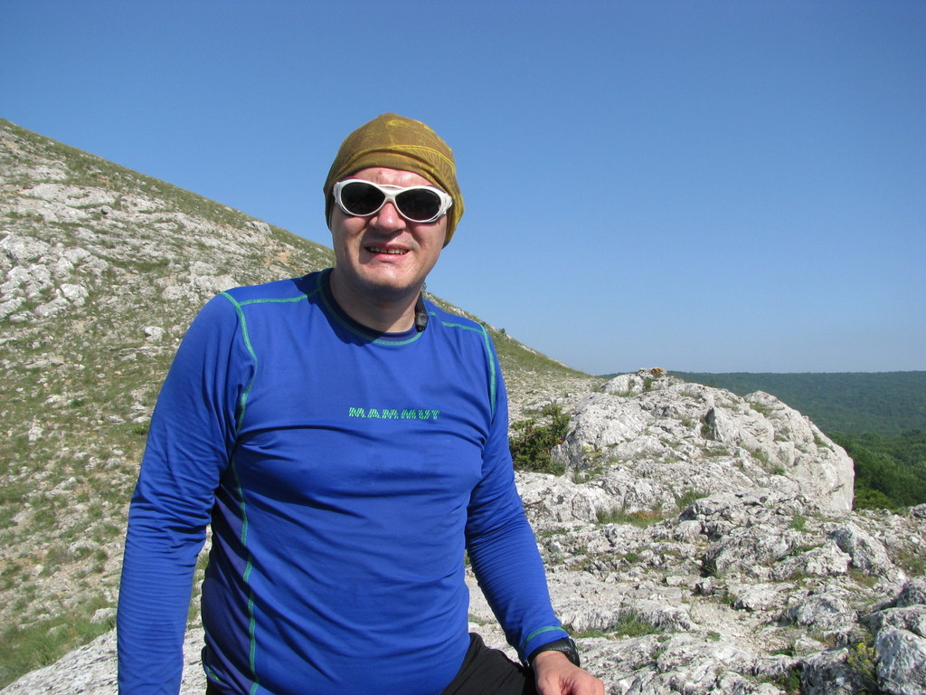 Crimea 2012. Dubinkin, photo 19
