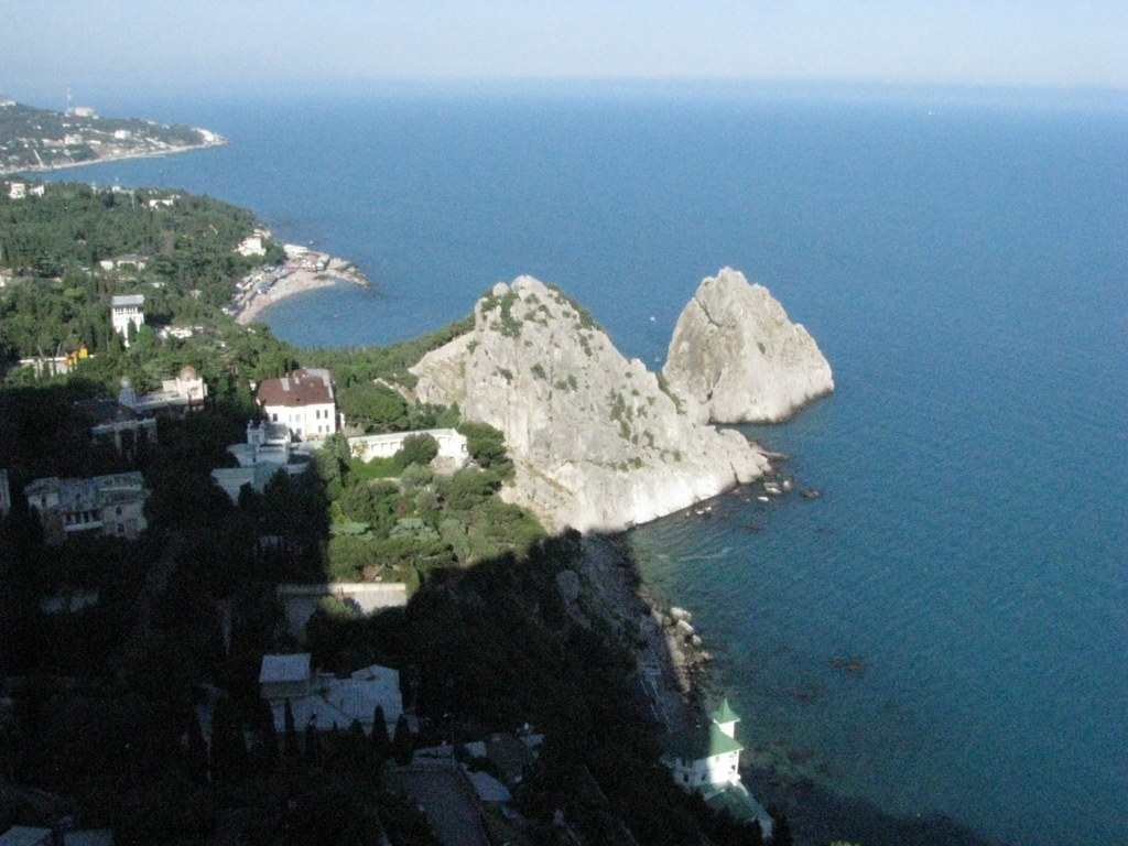 Crimea 2012. Dubinkin, photo 23
