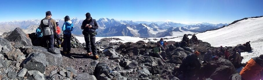 Alpari on Elbrus, photo 1
