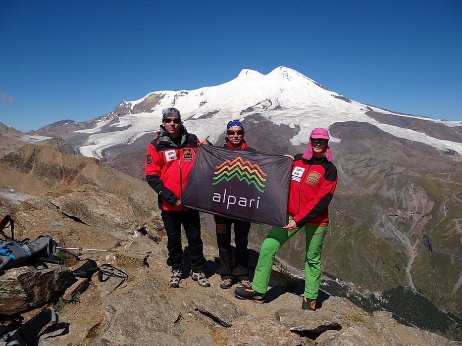 Alpari on Elbrus, photo 27