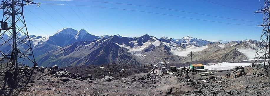 Alpari on Elbrus, photo 2