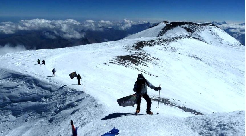 Alpari on Elbrus, photo 8