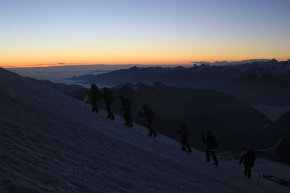 Alpari on Elbrus, photo 4
