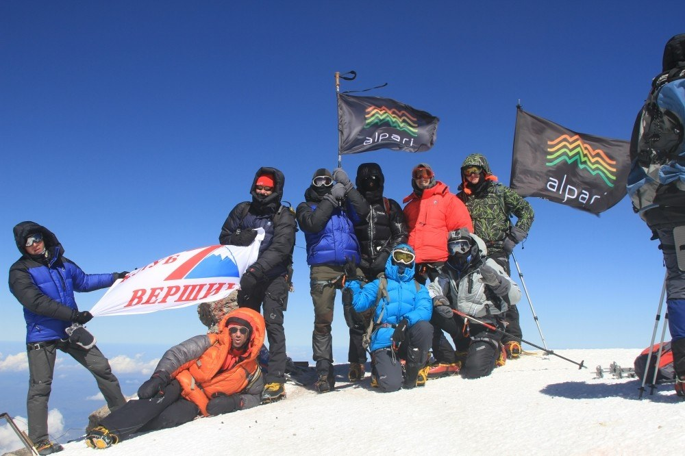 Alpari on Elbrus, photo 9