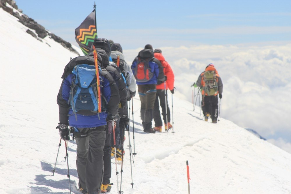 Alpari on Elbrus, photo 14