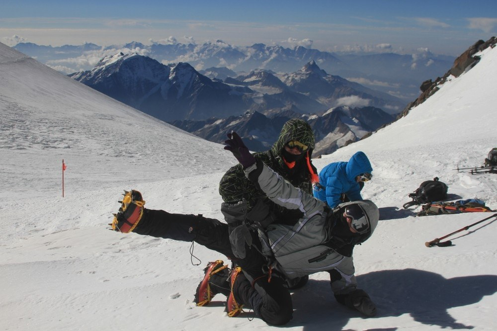 Alpari on Elbrus, photo 16