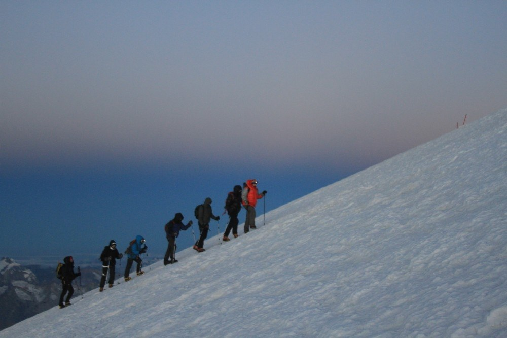 Alpari on Elbrus, photo 17