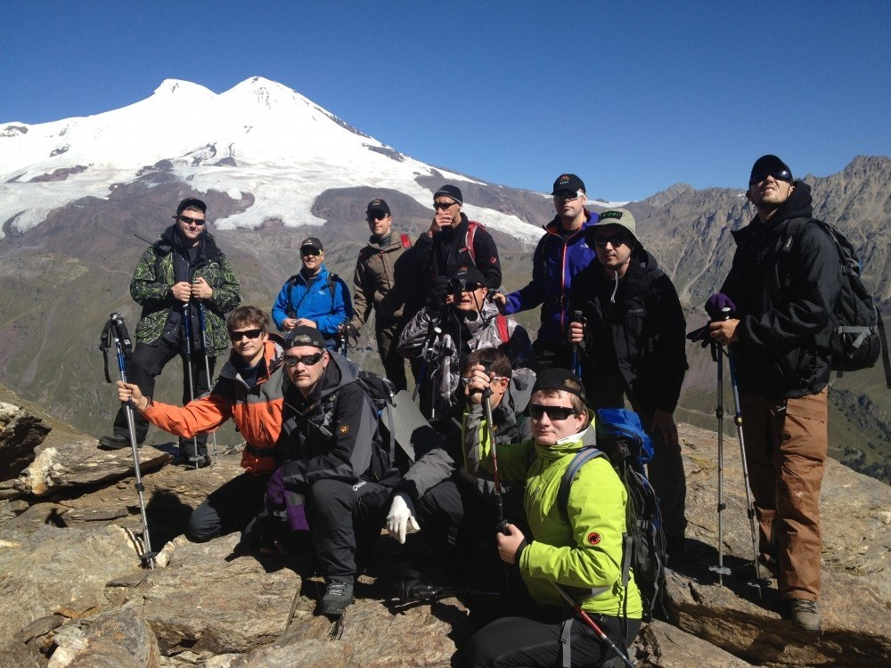 Alpari on Elbrus, photo 67