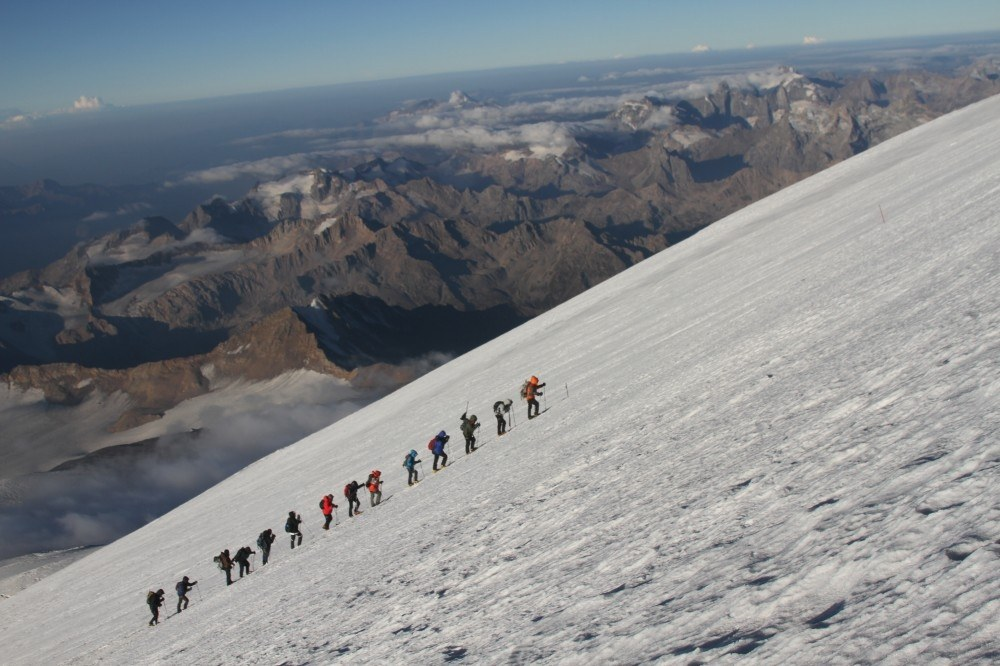 Alpari on Elbrus, photo 23