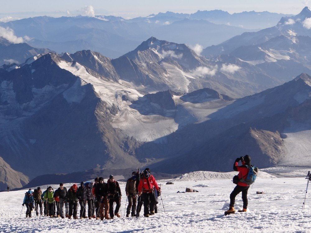 Alpari on Elbrus, photo 73
