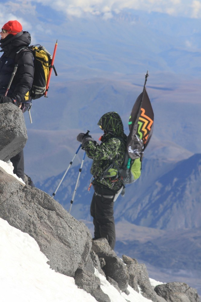 Alpari on Elbrus, photo 95