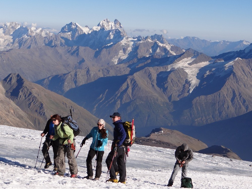 Alpari on Elbrus, photo 76