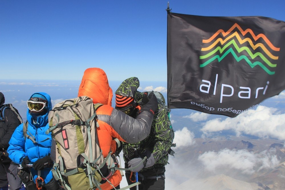 Alpari on Elbrus, photo 32