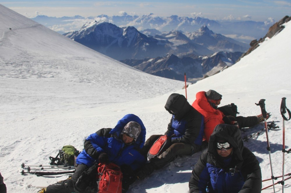 Alpari on Elbrus, photo 35