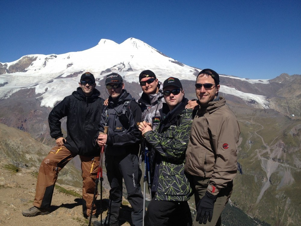 Alpari on Elbrus, photo 92