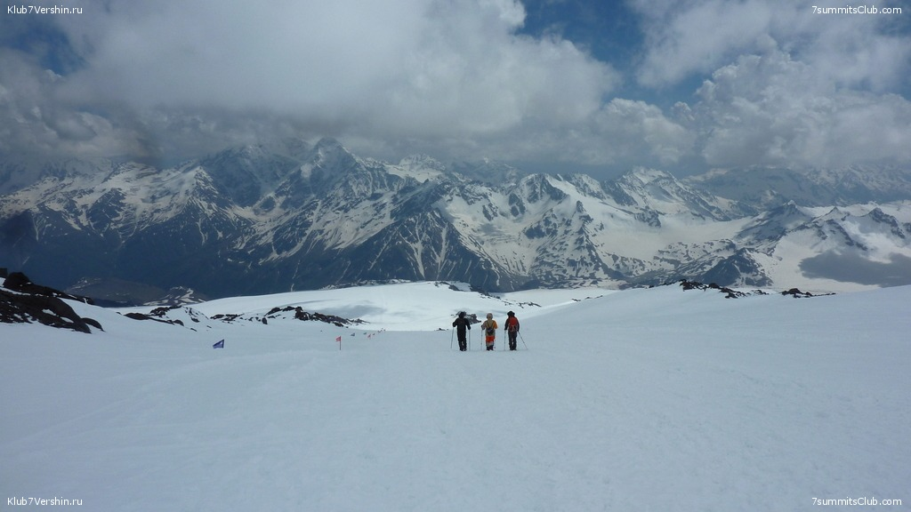 Elbrus Classic South Route, photo 4