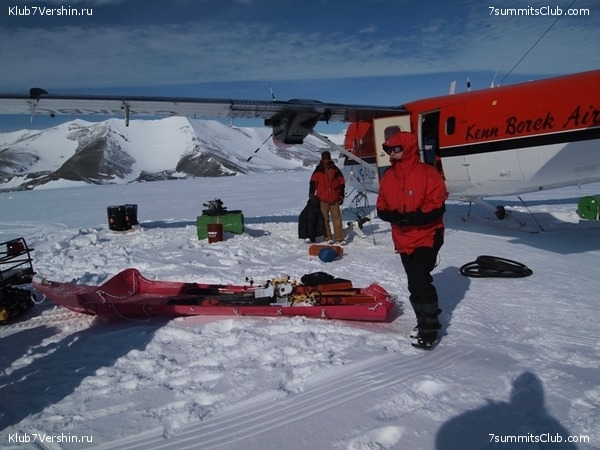 South Pole, Last Degree Skiing, photo 36