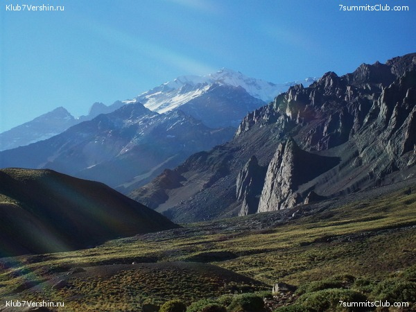 Aconcagua 2010 - Ossetian expedition, photo 8