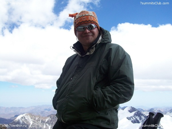 Aconcagua 2009, photo 42