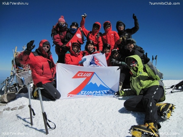 Elbrus 2010 with Alex Abramov, photo 60