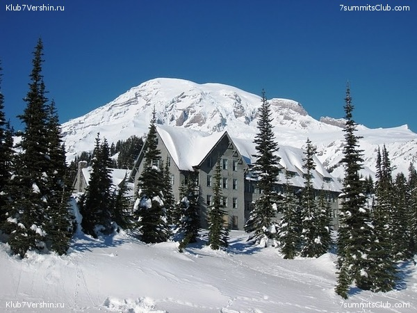 Mount Rainier, photo 3