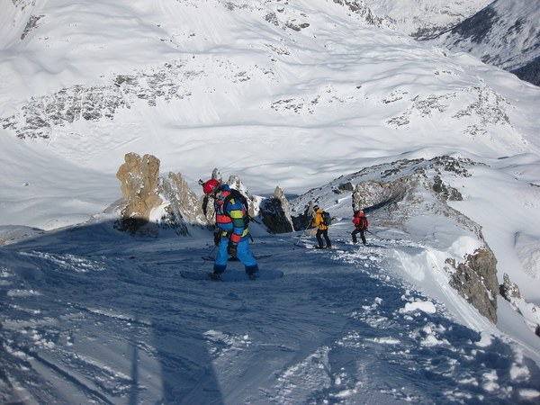 Tignes. Freeride, photo 7