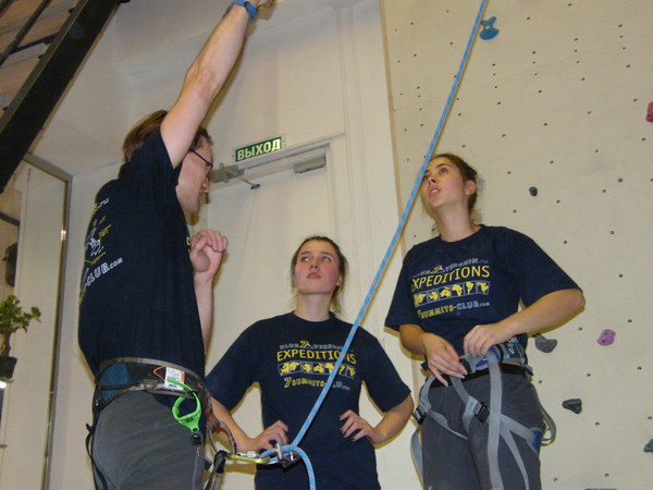Climbing School in St. Petersbourg, photo 33